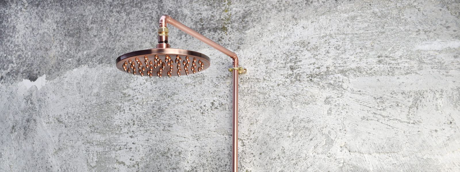 Copper Showers By Proper Copper Design Made In The Uk