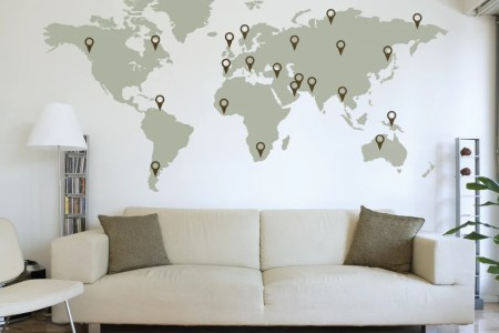 World map photo wall 4k pictures 4k pictures full hq wallpaper world map grey wall mural photo wallpaper large happywall world map grey wall mural world map wall sticker world wall sticker world map world home wall gumiabroncs Choice Image