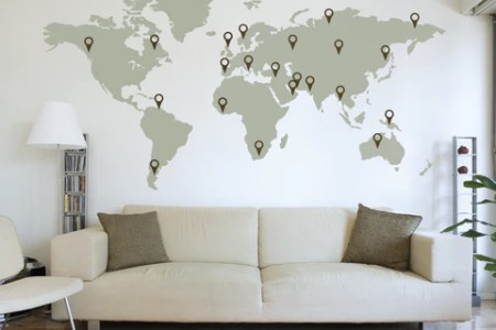 World map wall decal 4k pictures 4k pictures full hq wallpaper amazon com wall decals giant world map stickers for room decor wall decals giant world map stickers for room decor easy to peel and stick world map wall gumiabroncs Images