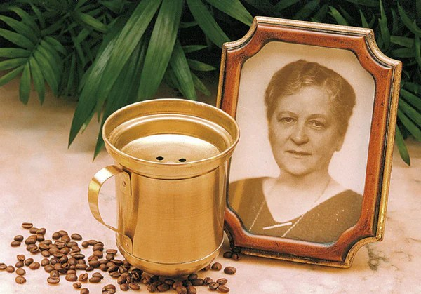Melitta Bentz and coffee