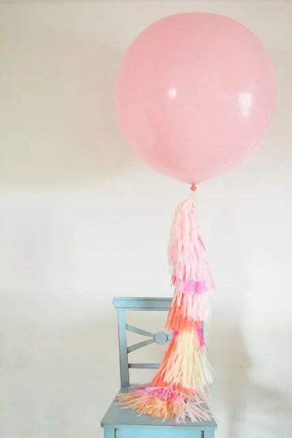 Tassel Fringe Balloon