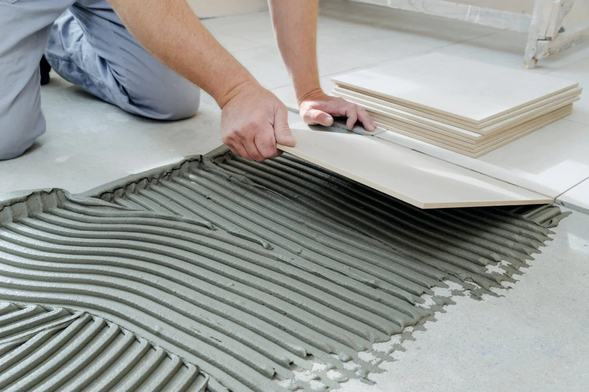diy guide how to install tile flooring