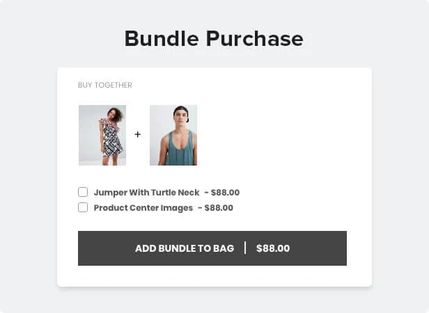 bundle purchase