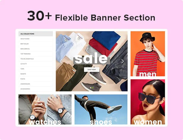 flexible banners