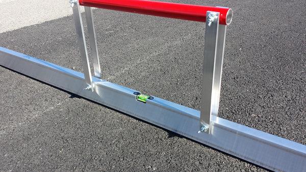 10 Ft Asphalt Highway Paving Straightedge Checking Tool