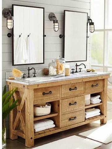 Industrial Bath Vanity Lighting. industrial bathroom vanity ...