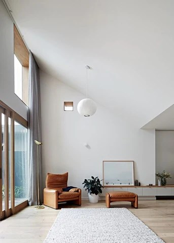 the best lighting for your ceiling type