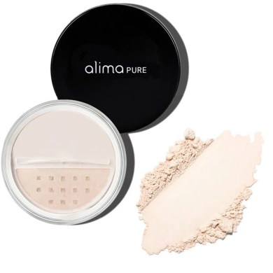 Satin Matte Foundation   Mineral Foundation   Makeup   Alima Pure Cool 1