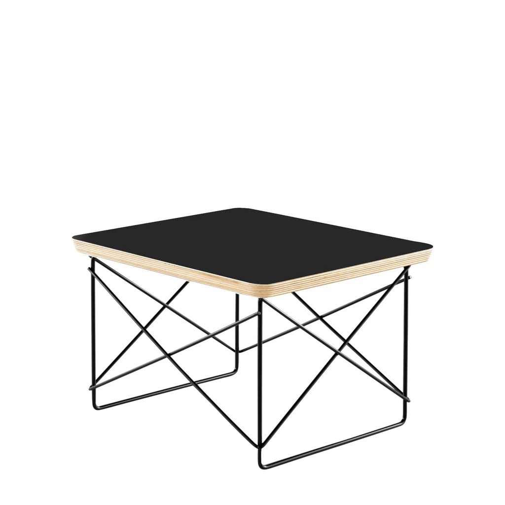 herman miller eames wire base low table