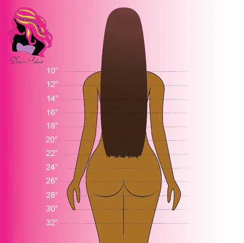 weave estimated length chart richdivasvirginhair