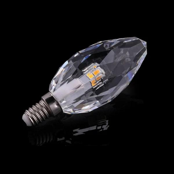 Bulbs Under Halogen Light Counter