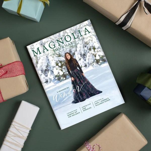 Magnolia Journal Issue 1