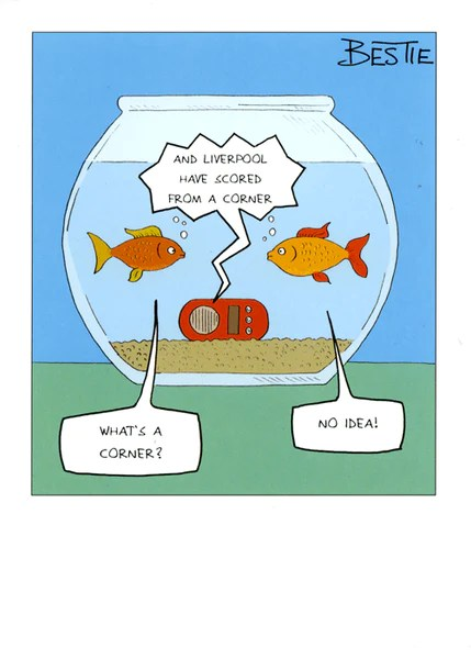 Funny Card By Bestie Football Whats A Corner