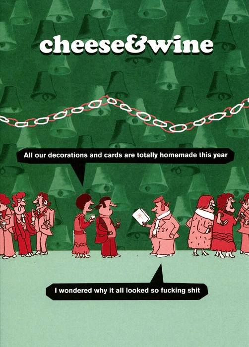 Rude Christmas Cards Hilariously Funny Offensive