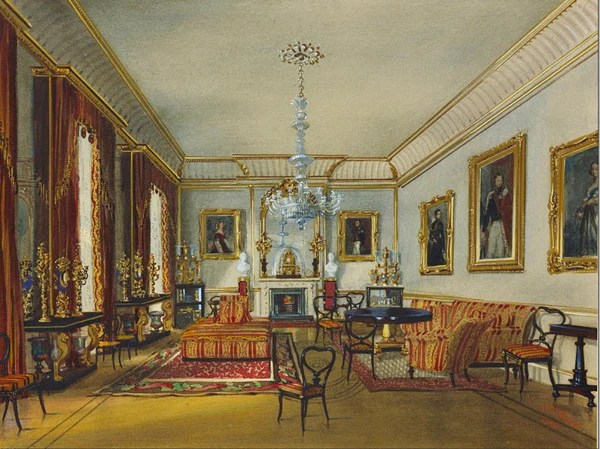 Inside Clarence House Luke Honey Decorative Antiques