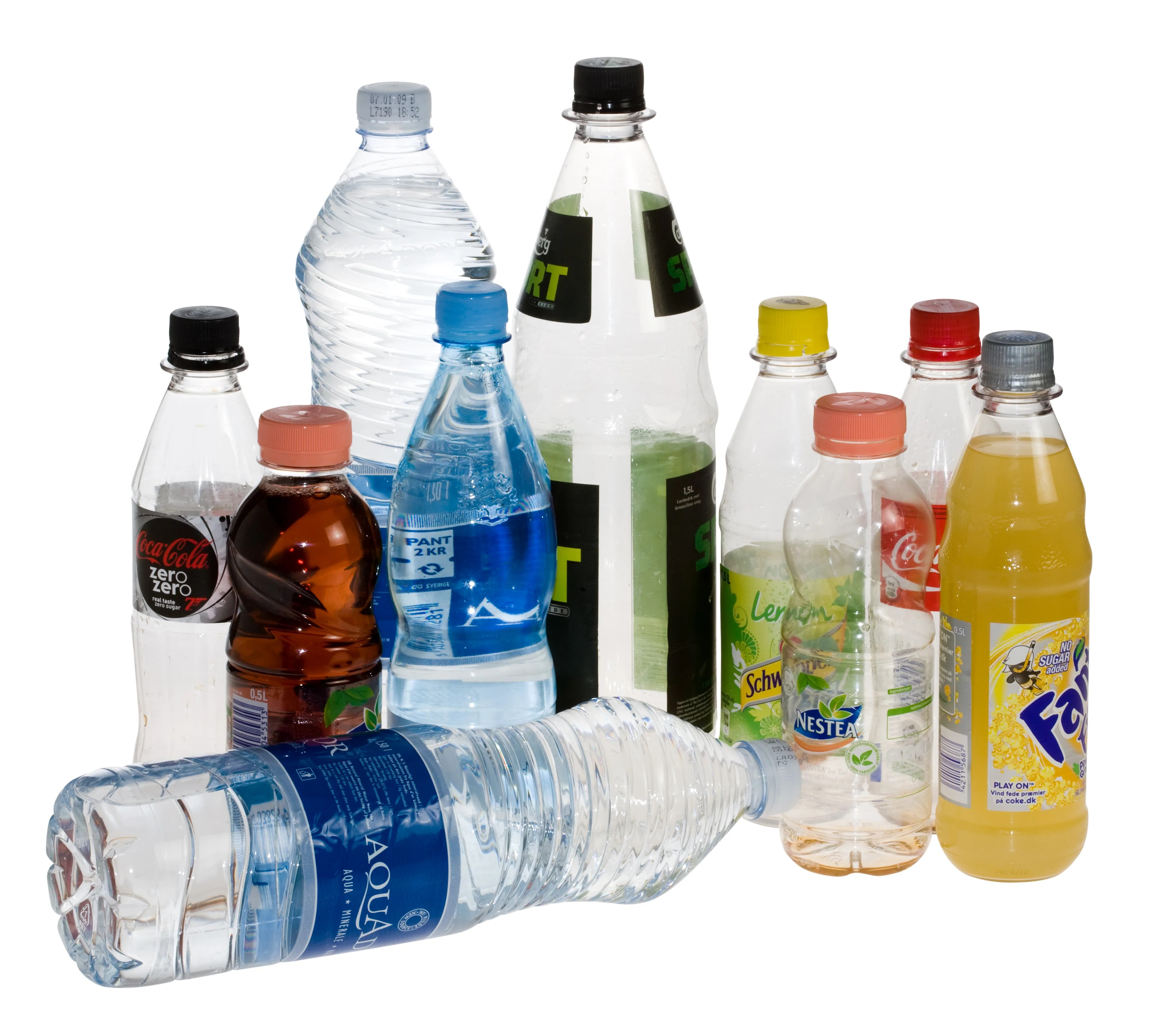 types of plastic a complete plastic
