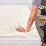 Pure Green Natural Latex Mattress Topper Sleeponlatex Com