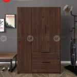 Mf Design Morgen 3 Door Wardrobe With Drawer And Lock Almari Baju Mf Design Premium Selection Malaysian Favourite Design Furniture