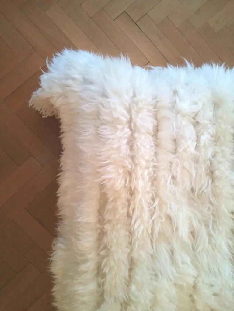 Buy Decorative Amp Designer Sheepskin Blanket Online