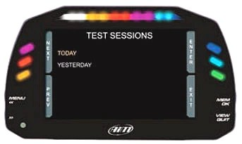 aim mxs test