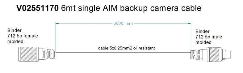 Single Aim Mirror Camera