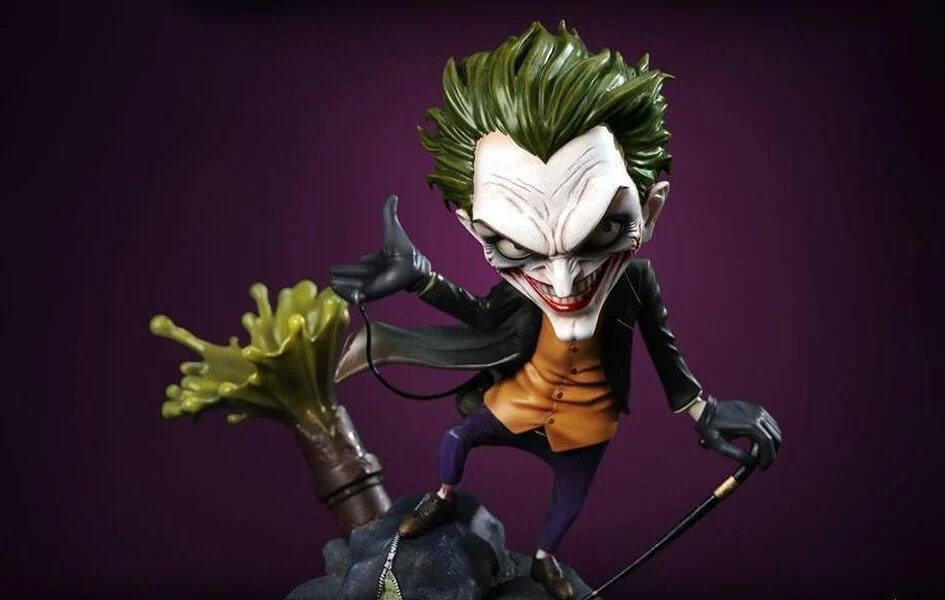Joker Cartoon Series Statue Spec Fiction Shop
