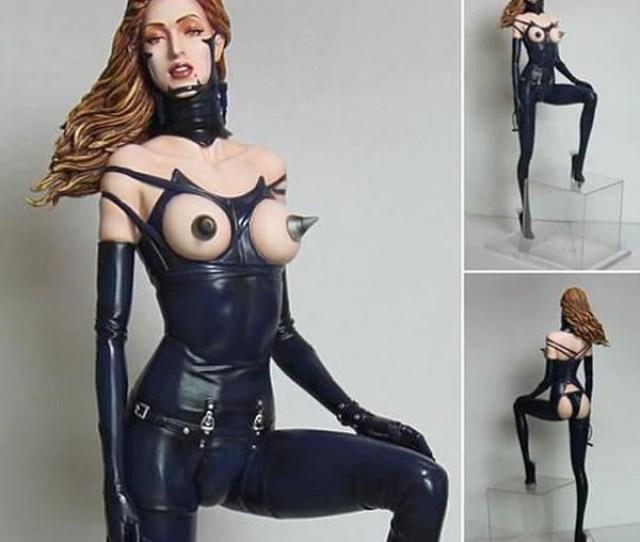 Fantasy Figure Gallery Latex Doll Hajime Sorayama   Resin Statue