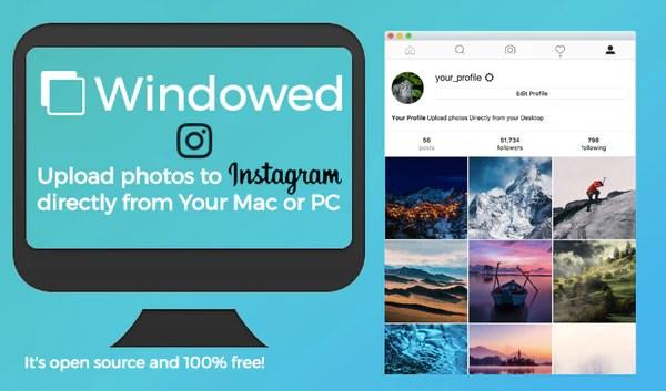 Image result for Windowed app