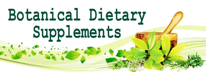 Botanical Dietary Supplements