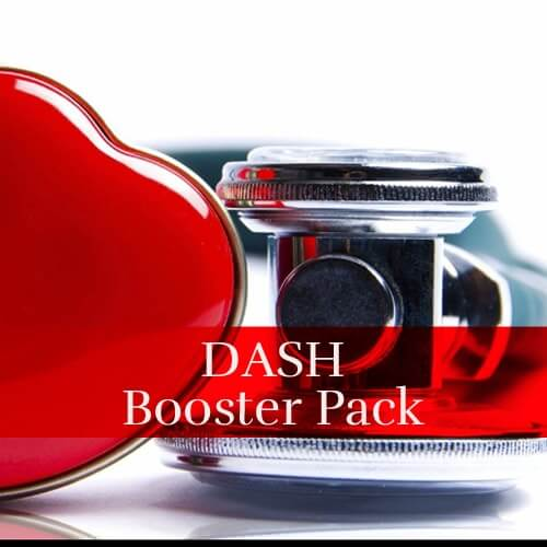 DASH Plan Booster Pack