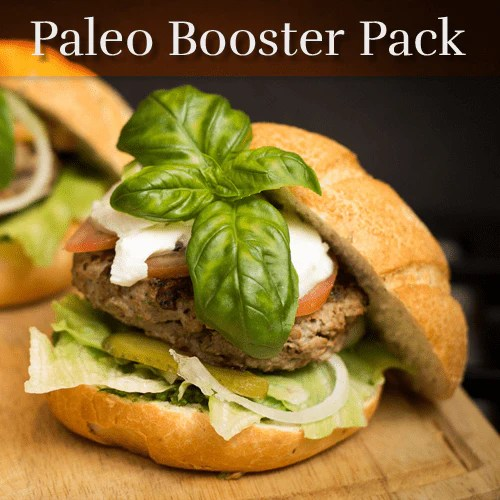 Paleo Diet Booster Pack
