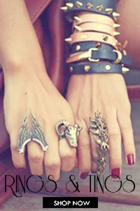 Rings & Tings fashion -online shop Rings & Things Free worldwide delivery
