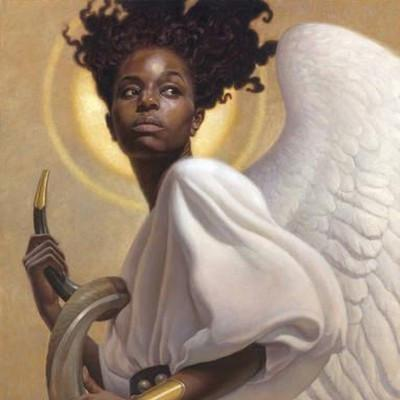 African American Angel Art Prints Gifts And Collectibles