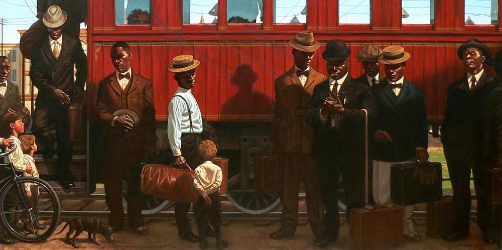 Rube And The Giants By Kadir Nelson Negro League Baseball