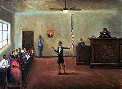 Equal Justice By Ted Ellis The Black Art Depot