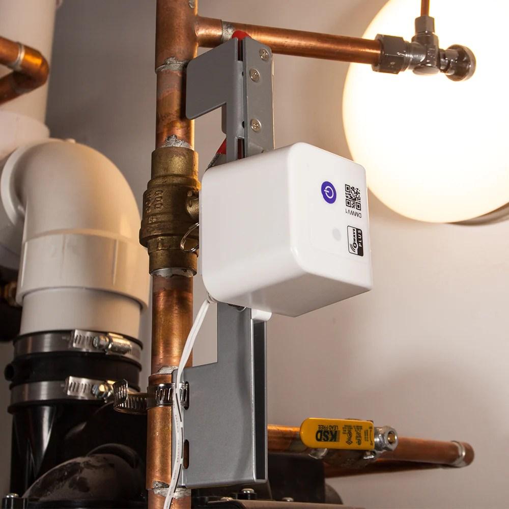 dome z wave plus water main shut off valve controller dmwv1