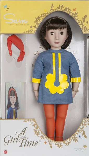 Sam Your 1960s Girl A Girl For All Time 16 Doll Pixie