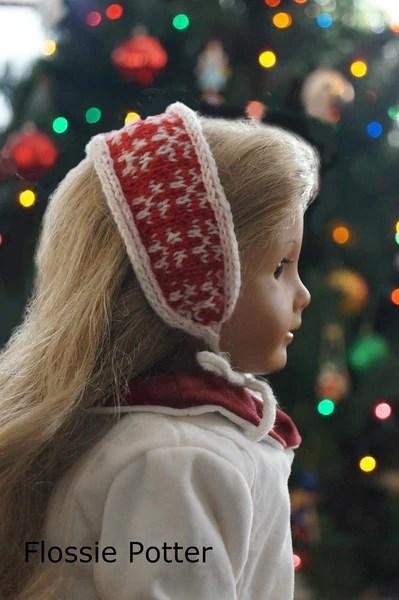 Flossie Potter Scandinavian Mittens Amp Hat Doll Clothes