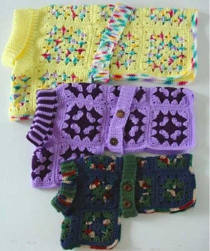 Beginner Crochet Pattern Dog Coat