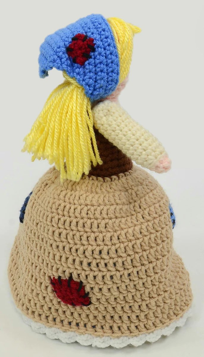 Cinderella Flip Doll Crochet Pattern Maggies Crochet