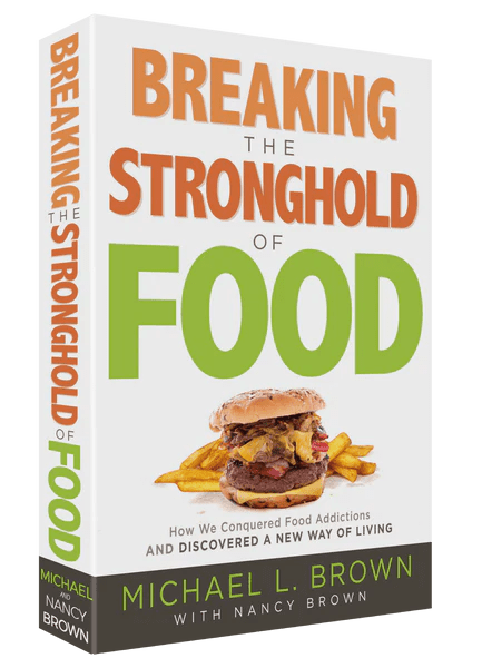 Image result for breaking the stronghold of food