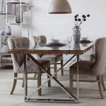 Kensington Reclaimed Wood Dining Table Modish Living