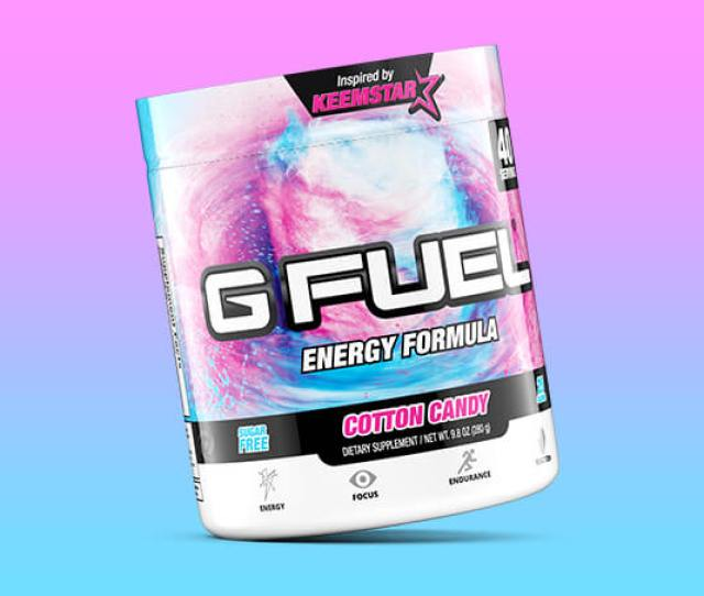 G Fuel Energy Tubs