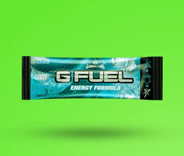 G Fuel Energy Packs