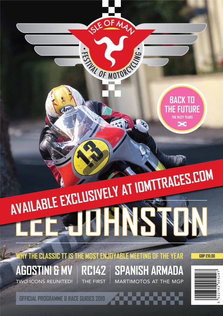 Motorcycling Programme Iom Tt Races