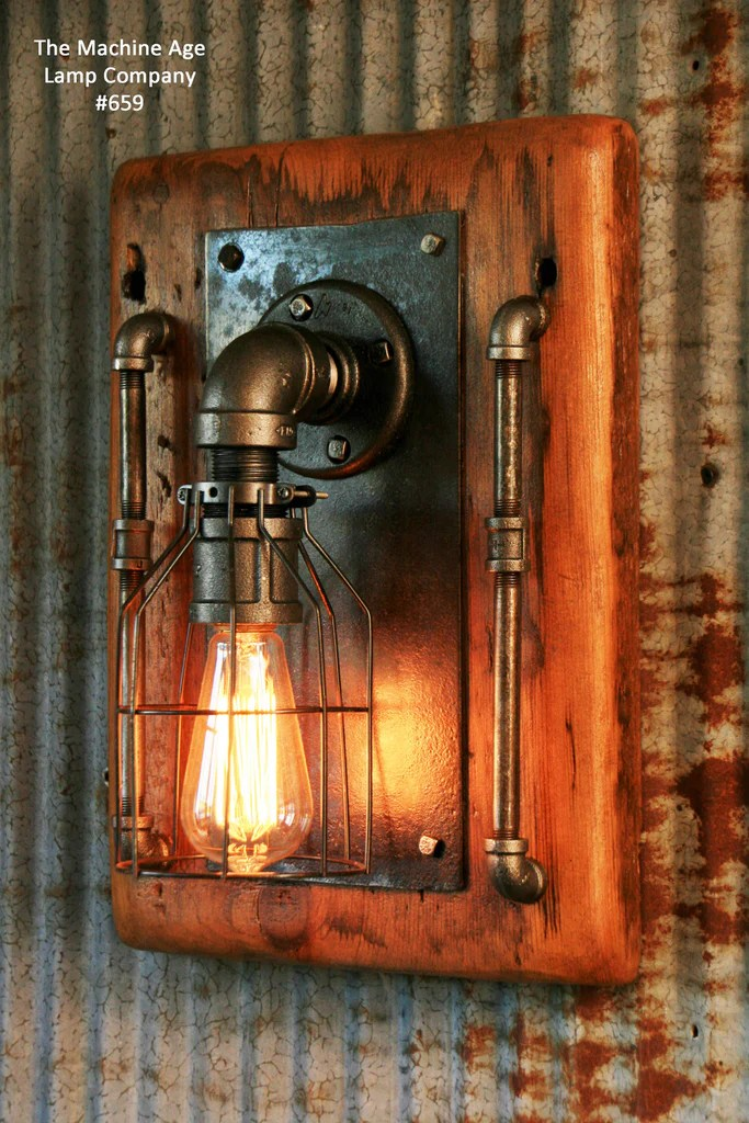 Image Result For Cool Lamps For Man Cave