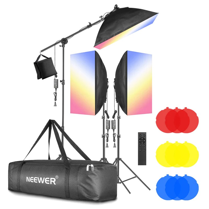 softboxes neewer com