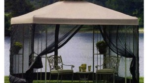 High Grade Replacement Canopy For 10x10 FT Garden