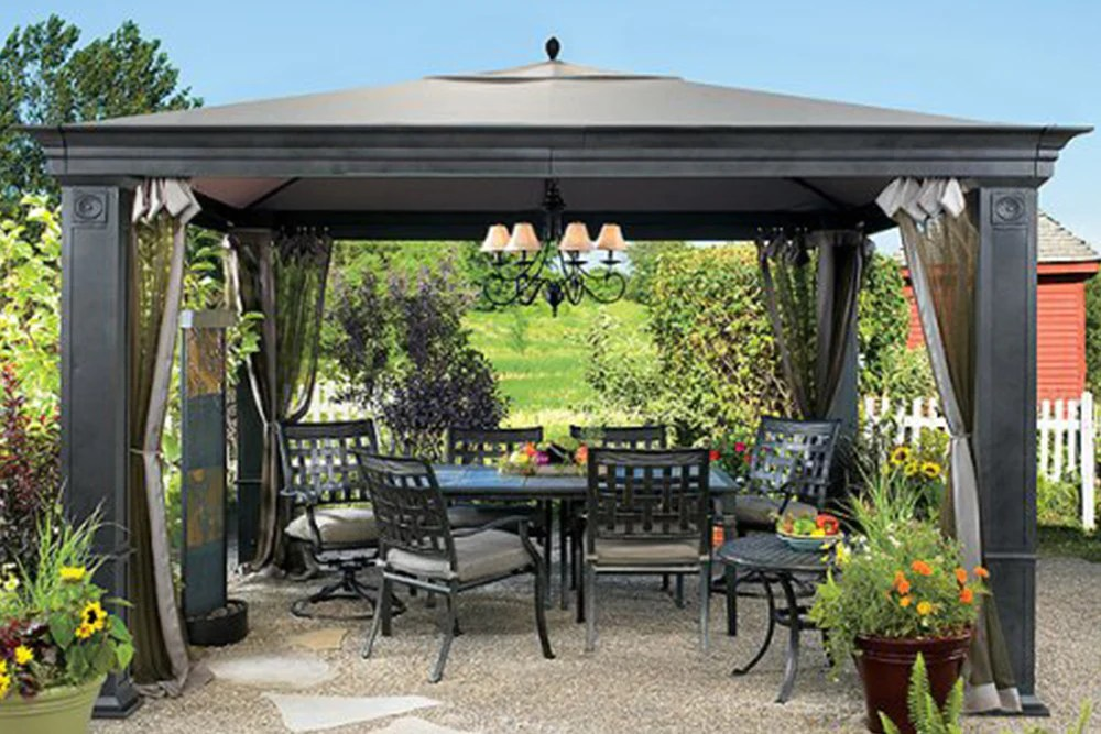 Replacement Canopy For Target Tiverton Gazebo SA 585 High