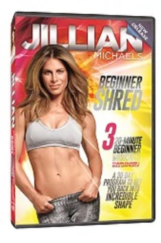 Jillian Michaels 'Beginner Shred' DVD